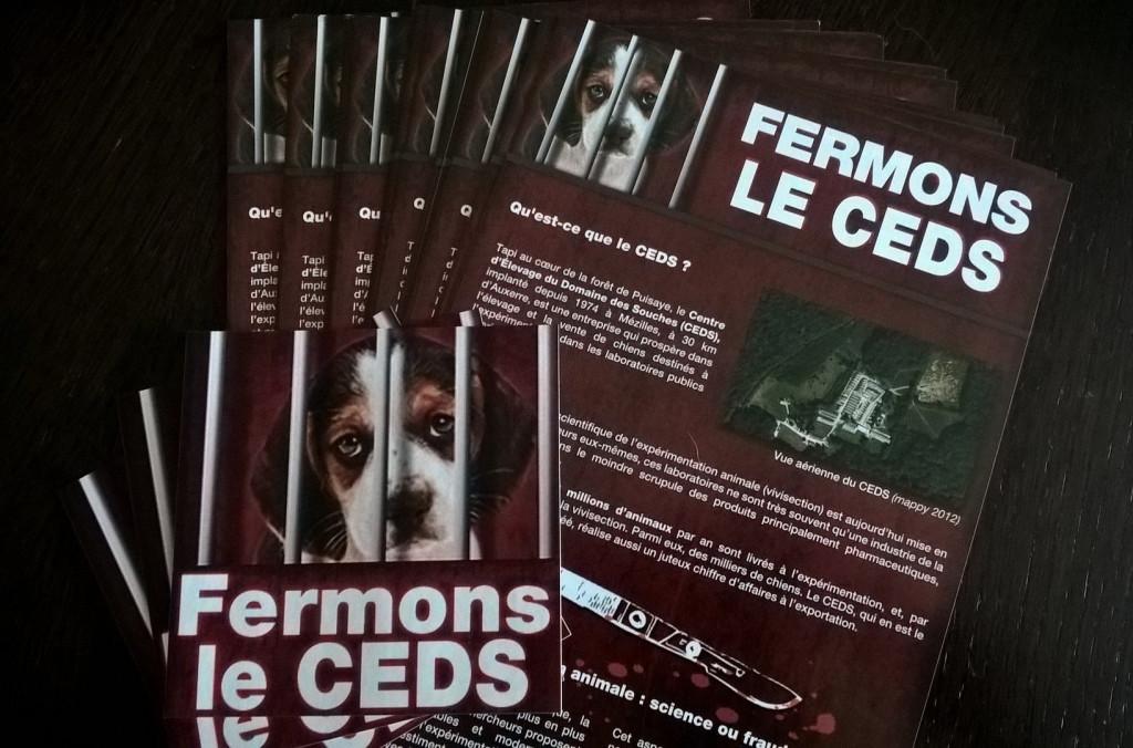 Kit militant - Fermons le CEDS