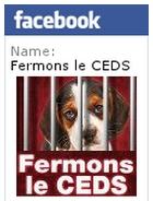 facebook fermons le ceds