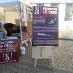 Sens - 31 octobre 2015 - Fermons Le CEDS