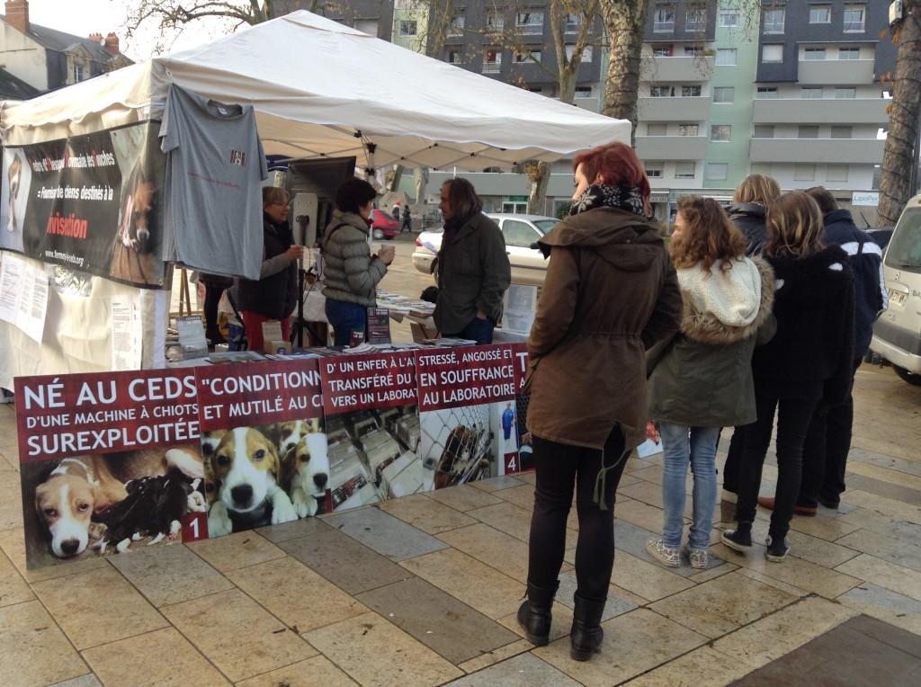 Nevers – 5 décembre 2015 – Fermons Le CEDS